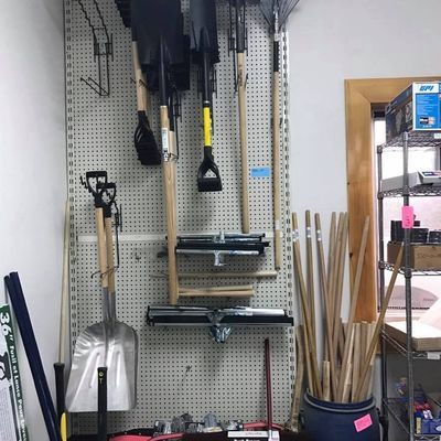 outside maintenance tools